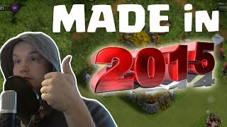 [facecam] DEIN CLASH - MADE IN 2015! || CLASH OF CLANS || Let's Play CoC [Deutsch/German HD]