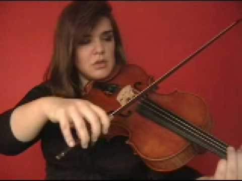 W8: Violist Jennifer Stumm Kurtag Signs Games and Messages