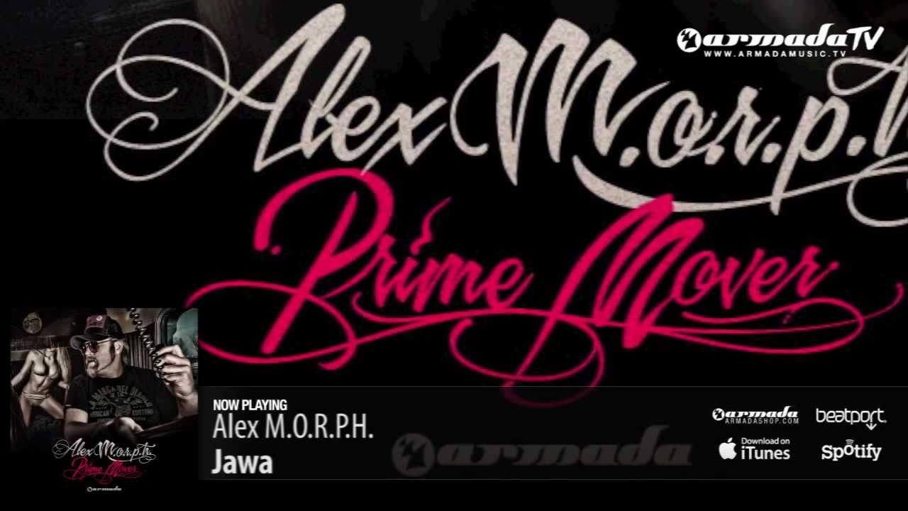 VA Alex M.O.R.P.H. Prime Mover (Extended Versions) (2012)