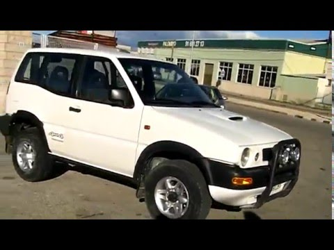 nissan terrano 2 7 tdi 4x4 125cv youtube. Black Bedroom Furniture Sets. Home Design Ideas
