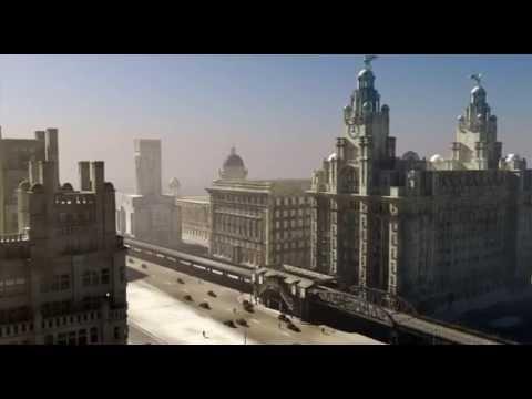 Liverpool Overhead Railway Interview, Steven Wheeler with Sean Styles. BBC Radio Merseyside.