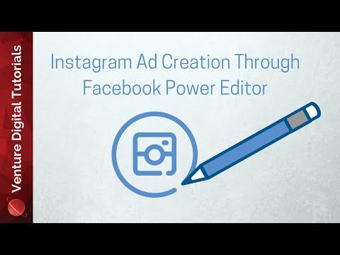 2015 How-to Create Instagram Ads Through Facebook (Full Walkthrough)