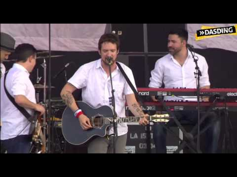 Frank Turner - The Road / Recovery / I Still Believe - Live at Southside Festival 2013