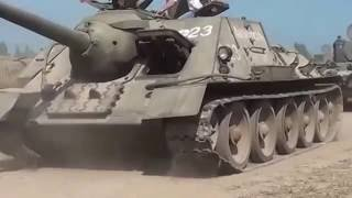 Amazing Russian Tank Accident - Deadly Accidents