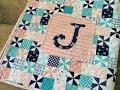 Baby Girl Quilt Patterns Beginners