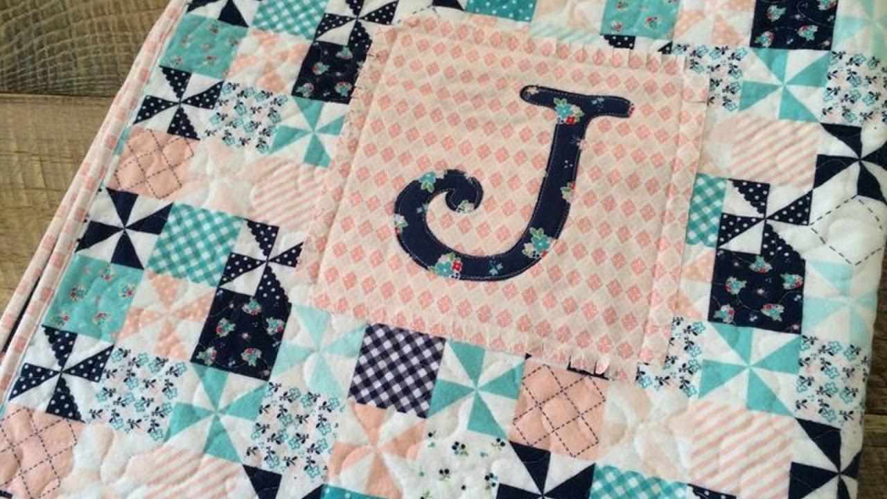 baby patchwork quilt ideas