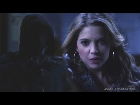"Pretty Little Liars - Ezra is Shot - ""A is for Answers"" [4x24]"