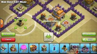 Clash of clans-town hall 7 (th7) defense