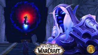 Alleria Kills Turalyon & Corrupts Arator - Stormwind Vision [8.3 WoW BFA: Visions of N'zoth]