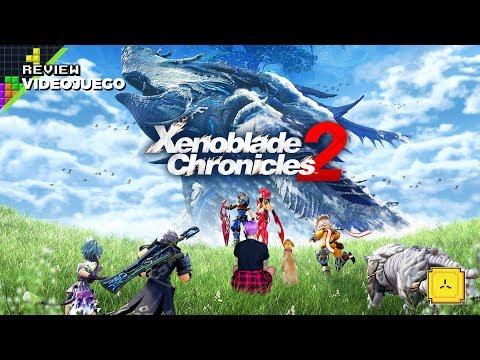 XENOBLADE CHRONICLES 2: ¡es como jugar un buen anime!
