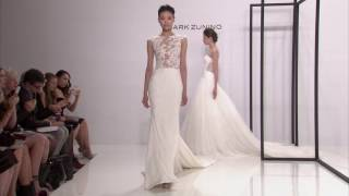 Mark Zunino 2017 Bridal Collection - የ2009 የታዋቂው ማርክ ዙኒኖ የሰርግ ልብሶች ስብስብ::