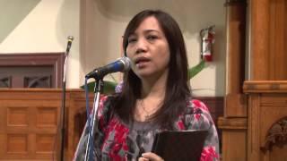 Testimony by Yadana Oo