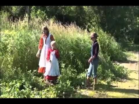 Laura Ingalls Makes A New Friend:  The Campout (2014)