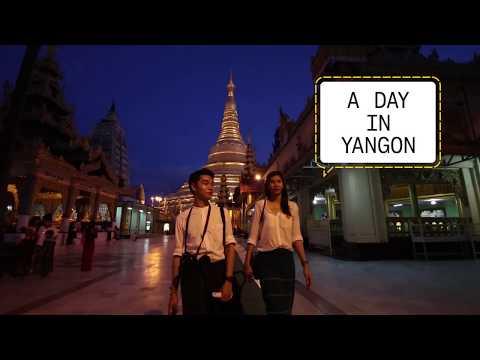 20170602 : A DAY IN YANGON