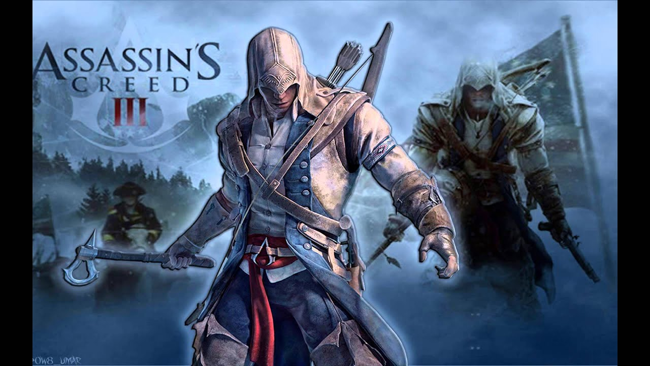 Assassins Creed 3 Wallpapers Youtube