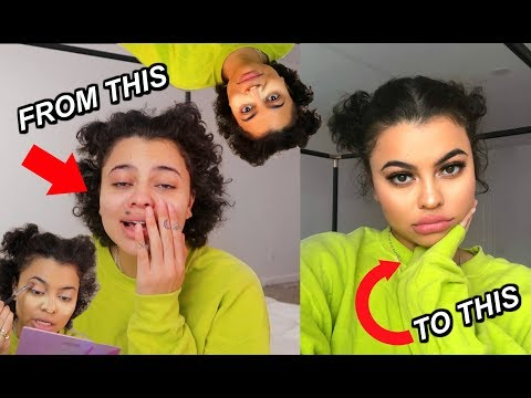Making Myself Look Less Homeless *get Ready With Me*