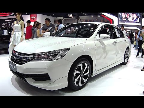 All new 2016 2017 Honda Accord Spirior modulo VTEC TOP model