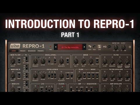 Repro: Two classics, recreated | u-he