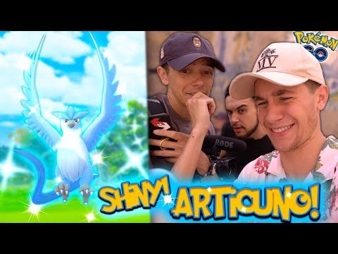 I WOULD HAVE QUIT POKÉMON GO IF I DIDN'T CATCH THIS… (Shiny Articuno Day)