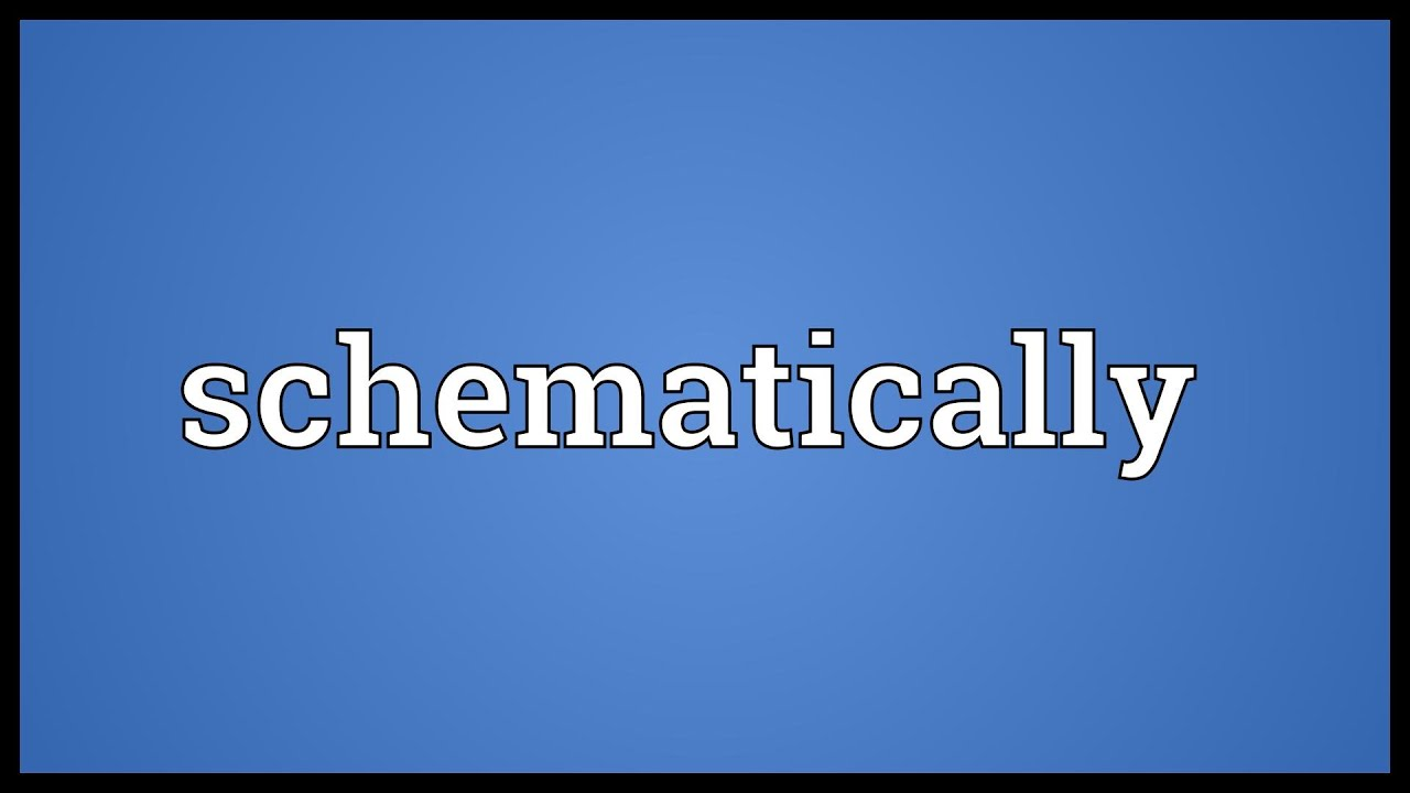 Schematically Meaning - YouTube on