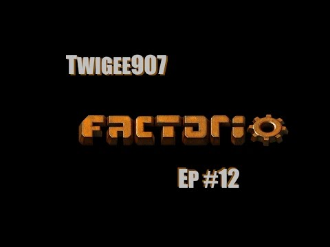 Graham - Factorio - Ep #12 - Rocket Defence