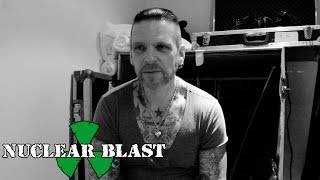 RICKY WARWICK - Writing the albums and working with Sam Robinson (INTERVIEW)