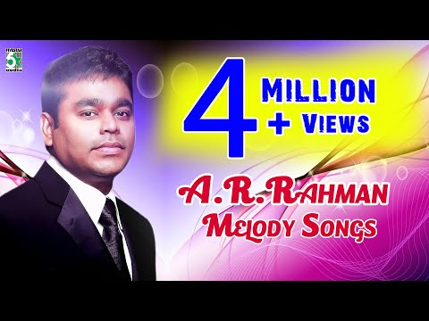 A R Rahman Super Hit Popular Melodies | Audio Jukebox