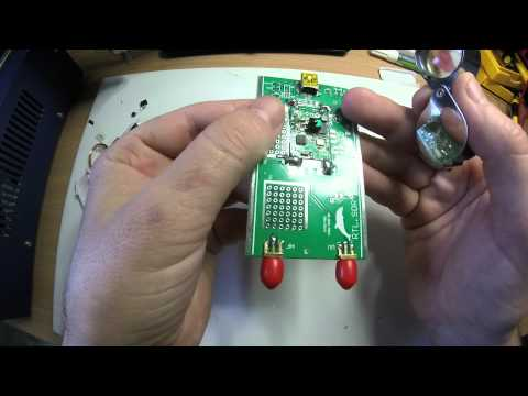 RTL SDR do it yourself build & how to solder