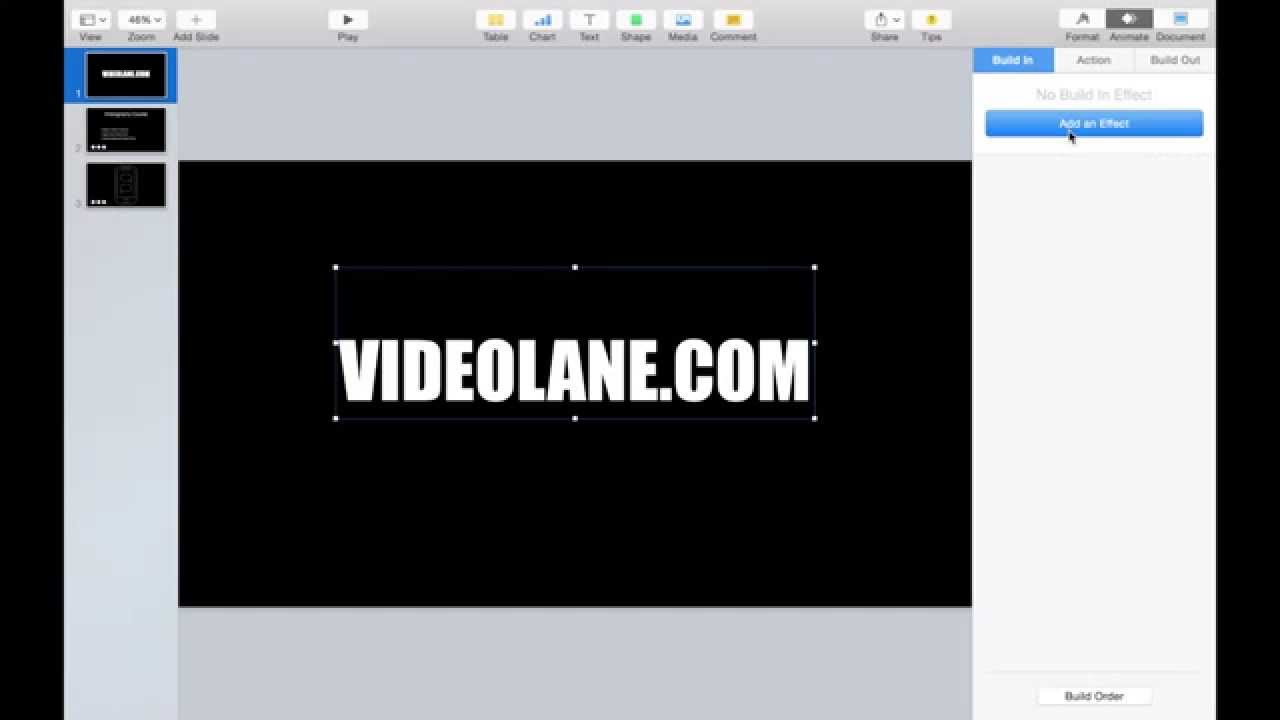 Apple keynote trace animation effect test youtube ccuart Image collections
