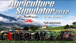 Agricultural Simulator 2012 Gameplay (PC/HD)
