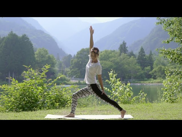 集中力アップヨガ Yogalog