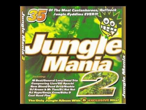 Jungle Mania 2 CD 2 Unmixed (1994)