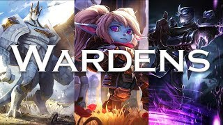 Beginner's Guide to Wardens: Part 1 (Galio, Poppy, & Shen)