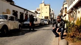 АВТТ. Старий Дамаск - Сирия до войны. Старый Дамаск