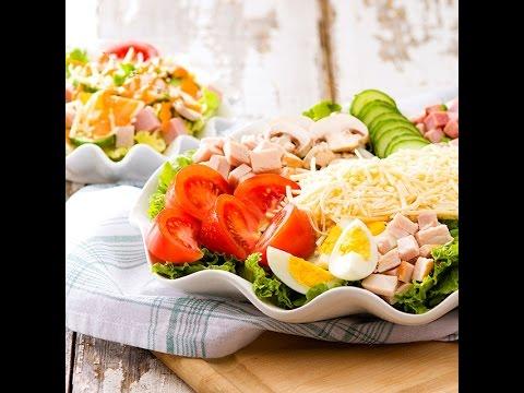 Easy to make and healthy Chef's Salad by V&V Supremo