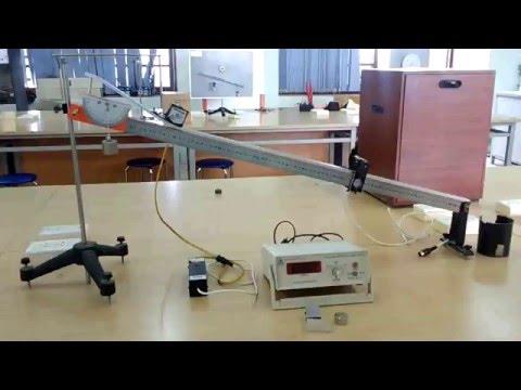 video thí nghiệm xác định hệ số ma sát
