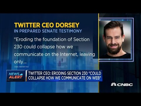 Twitter's chief, Jack Dorsey, is likely to face particular ire.