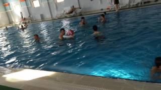 nevşehir kozaklı roza resort havuz tanıtımı