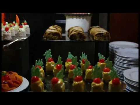 XPOSE AFRIQUE: Please any appetite - Gary Lane - Executive Chef, Labadi Beach Hotel