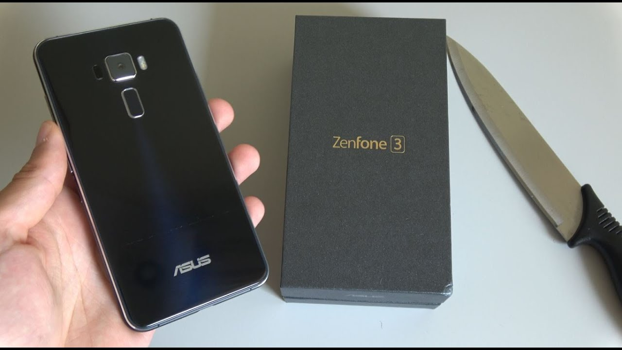 Asus Zenfone 3 - Unboxing & First Look! (4K)