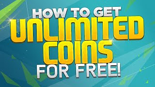 OMG TUTORIAL ON HOW TO GET UNLIMITED FREE COINS ON FIFA