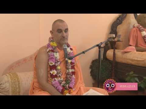 Шримад Бхагаватам 1.8.31 - Бхакти Видья Пурна Свами