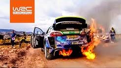Lappi on FIRE! WRC Rally Guanajuato México 2020