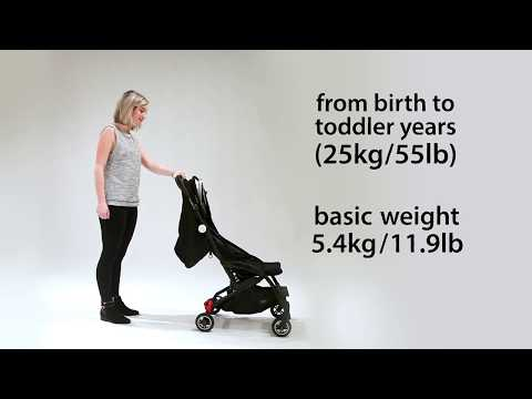 Introducing Maclaren Atom Stroller