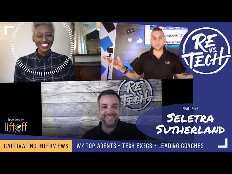 Seletra Sutherland | How To Turn Your Instagram Page Into Your DIGITAL RESUME | RE vs. TECH | Ep#89
