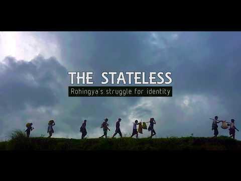 THE STATELESS ROHINGYA