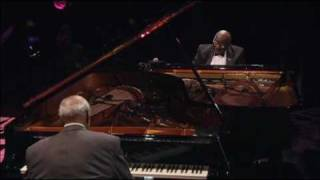 OSCAR PETERSON AND OLIVER JONES HYMN TO FREEDOM