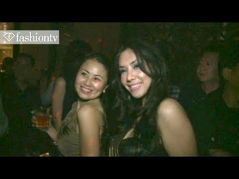 DJ David Puentez @ Immigrant Club Party with F Vodka - Jakarta 2011 | FashionTV - FTV.com