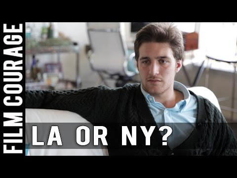 Should An Actor Start Their Career In LA or NY? by Chasen Schneider