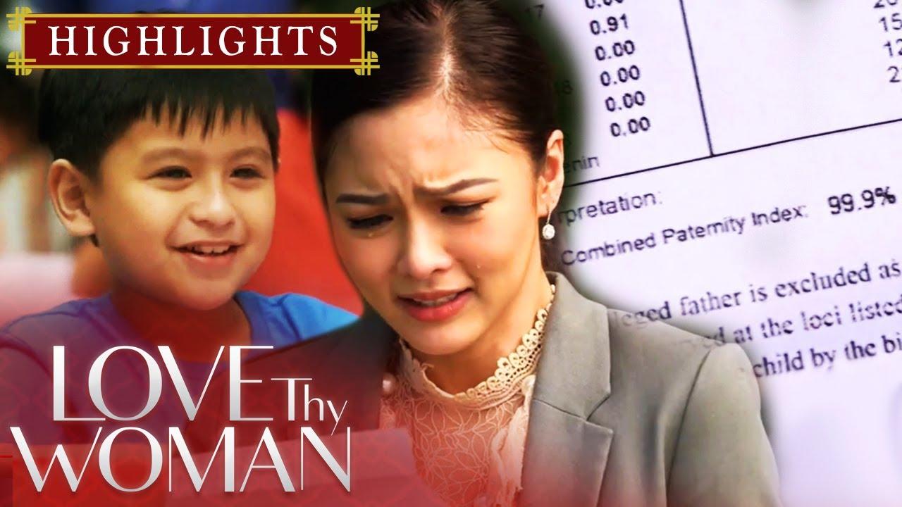 Download Jia, naluha nang makumpirmang anak niya si Michael | Love Thy Woman (With Eng Subs)